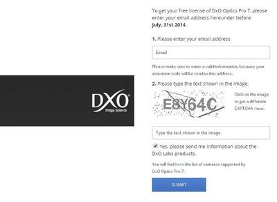 DxO Optics Pro 7, descarga gratuita solamente hoy 31 de julio