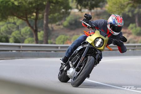 Harley Davidson Livewire 2019 Prueba 005