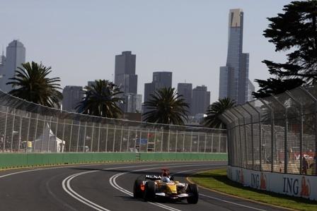Fernando Alonso saldrá 11º en Melbourne