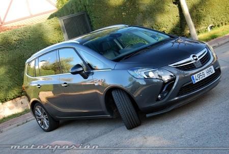 Opel Zafira Tourer 2.0 CDTI, prueba (exterior e interior)
