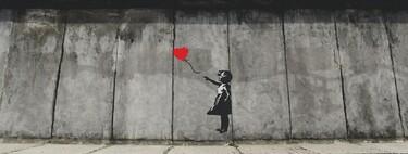 El anonimato le cuesta a Banksy los derechos de dos de sus obras más famosas