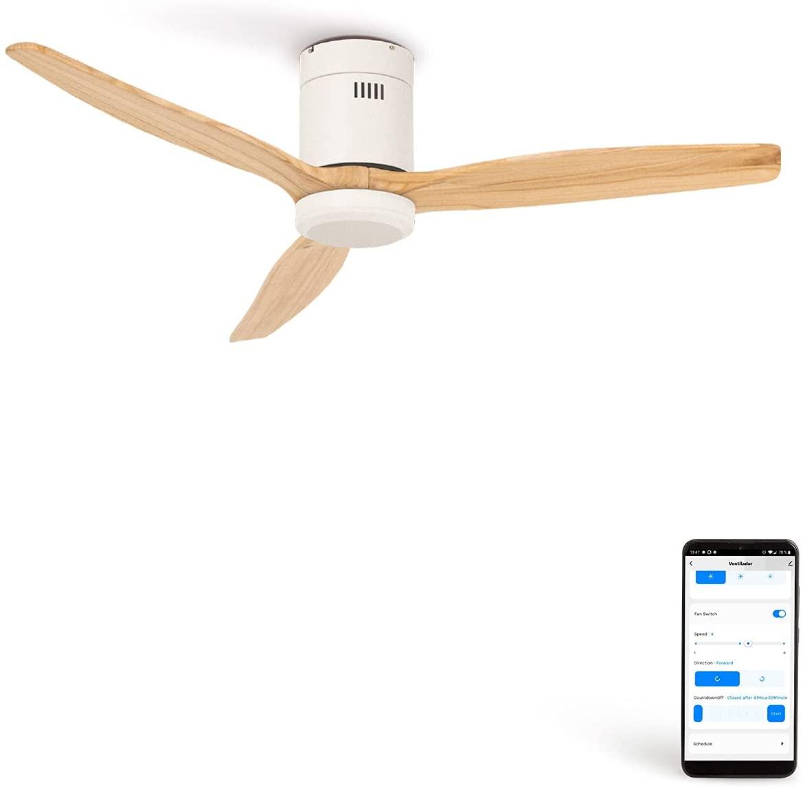 CREATE IKOHS WINDCALM DC STYLANCE ventilador de techo