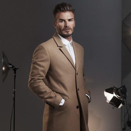 Los esenciales de Mr. Beckham que pueden ser nuestros gracias a H&M