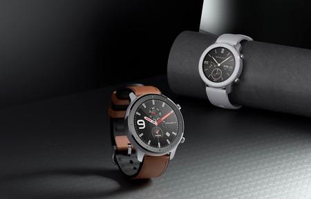 El smartwatch más elegante de Xiaomi está a precio de Black Friday en El Corte Inglés y PcComponentes: Amazfit GTR por 119 euros