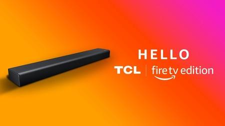 Potente barra de sonido con Fire TV 4K a precio de chollo: la TCL TS8011 está rebajadísima en Amazon a 166,47 euros