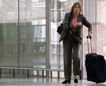 Los hombres viajan el doble que las mujeres por negocios