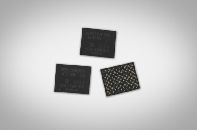 ¿512 GB en un gramo? Sí, en la nueva y diminuta memoria SSD de Samsung