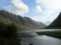 Recorridos por Glen Coe, el Valle de las lágrimas y el Valle Secreto