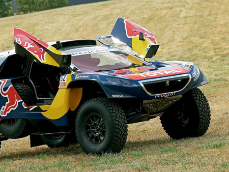 Peugeot 2008 Dkr16 Subasta