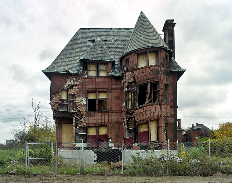 Foto de Las ruinas de Detroit (8/14)