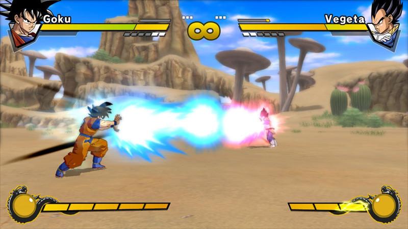 Foto de Dragon Ball Z: Burst Limit (10/109)