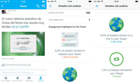 Twitter Analytics Ios