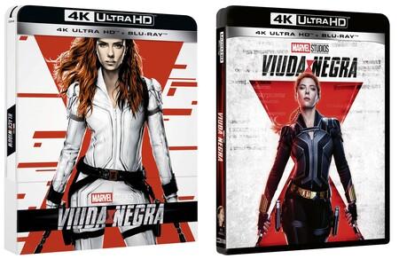 'Viuda Negra' hace historia en España: la película de Marvel será el primer lanzamiento en 4K Ultra HD de Disney en nuestro país