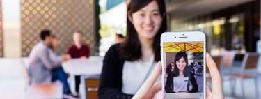 Seeing AI, la app de Microsoft que va describiendo el contenido de las fotos a las personas ciegas