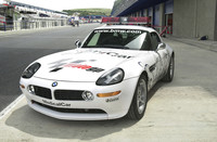 BMW Z8 Safety Car MotoGP