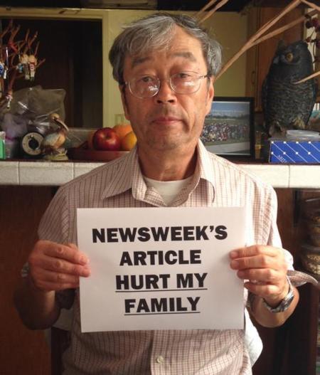 Dorian Nakamoto, acusado de ser el fundador de Bitcoin, pide bitcoins para demandar a Newsweek
