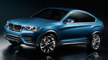 BMW X4 Concept, primeras imágenes filtradas