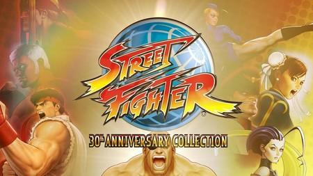 Capcom anuncia Street Fighter 30th Anniversary Collection: el recopilatorio DEFINITIVO de la saga