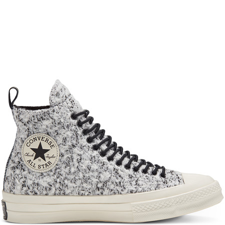 Unisex Boucle Wool Chuck 70 High Top