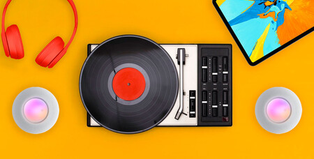 Cómo conectar tu viejo tocadiscos con el HomePod para rescatar tus discos de vinilo