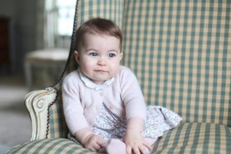 Princesa Charlotte Vestido