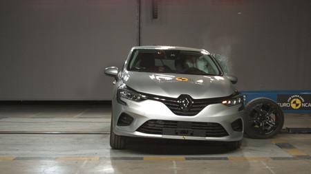 Renault Clio Euro Ncap