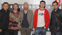 Mesa redonda 'Dirigir a dúo' en el Festival de Málaga