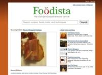 Foodista, enciclopedia colaborativa online de recetas de cocina