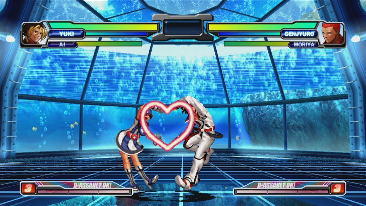 Foto de 020610 - Neo Geo Battle Coliseum (4/5)