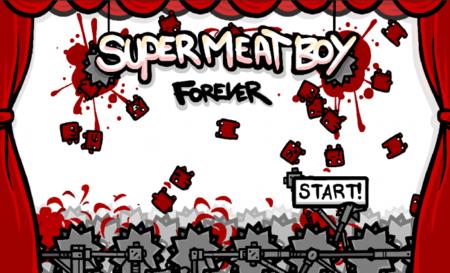 'Super Meat Boy Forever', así es el nuevo título de Team Meat