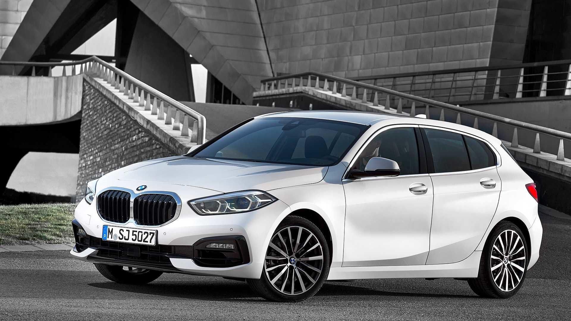 Foto de BMW Serie 1 2020 (25/66)