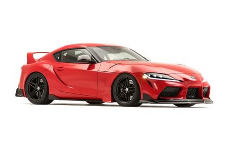 Toyota GR Supra Heritage Edition, combinando lo mejor de ambos mundos