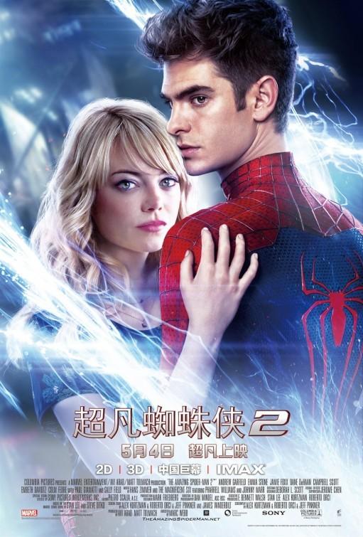 Foto de 'The Amazing Spider-Man 2: El poder de Electro', carteles (13/15)