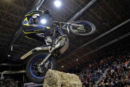 Albert Cabestany se lleva la última cita del Mundial de X-Trial en Oviedo