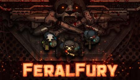 El roguelike Feral Fury nos invita a repartir tiros sin ton ni son con su tráiler de lanzamiento