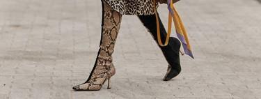El calzado animal print que todas deseamos tener en nuestro armario en forma de botas, botines, mocasines y zapatillas deportivas