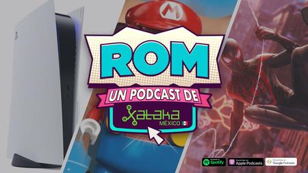 ROM #93: el PlayStation 5 no es un modem
