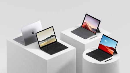 Nuevos Surface 2019: laptops, audífonos y hasta un híbrido que estrena el nuevo procesador creado por Microsoft