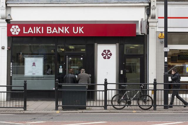 Sucursal del Laiki Bank