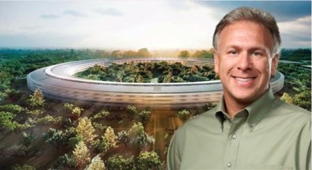 """Phil Schiller: """"El nuevo campus de Apple no tendrá zona para visitantes"""""""