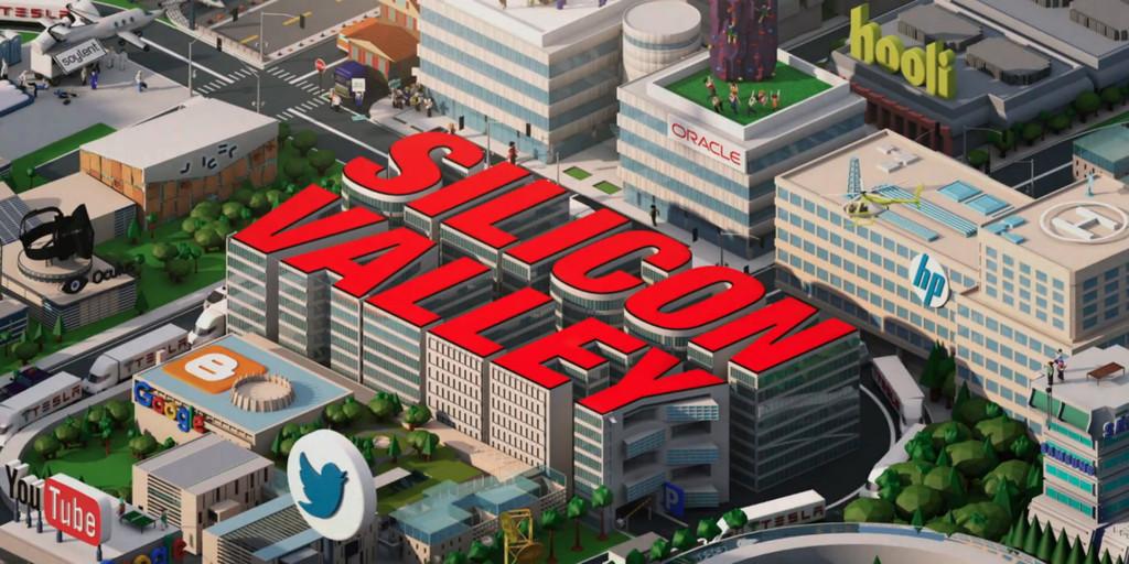 La intro de 'Silicon Valley' trollea abiertamente a Facebook