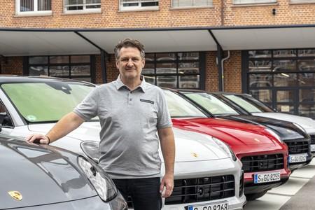 Wolfgang Butschek Porsche