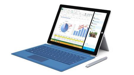 Surface Pro 3 sale hoy a la venta en España con precios desde 799 hasta 1.949 euros