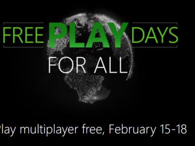 Los Días de juego Gratis han comenzado en Xbox: multijugador para todos en Xbox One y 360 hasta el lunes