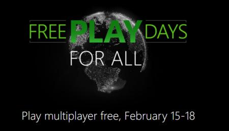 Dias De Juego Gratis En Xbox Multijugador Para Todos En Xbox One Y 360