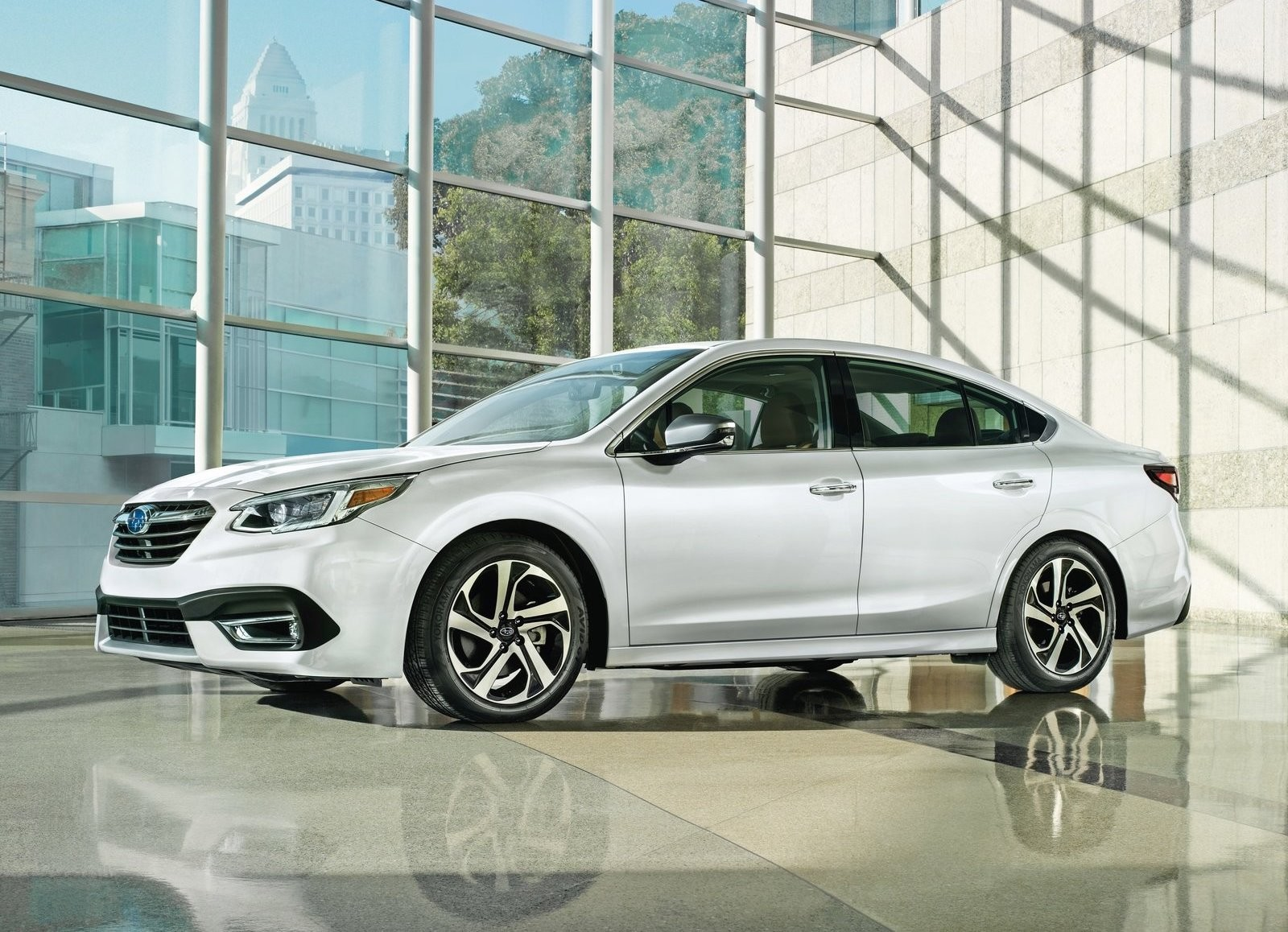 Foto de Subaru Legacy 2020 (1/15)