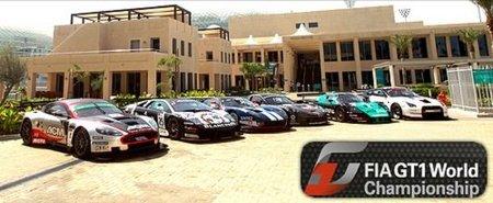 Previa GT1 World Championship. El Campeonato del Mundo FIA GT a punto de comenzar en Abu Dhabi