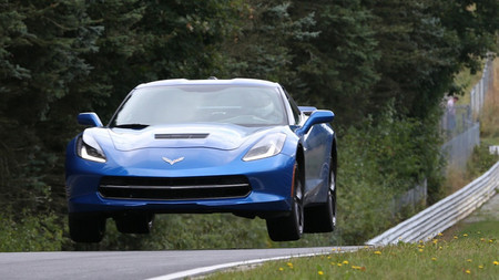 El Chevrolet Corvette Stingray se prepara en Nürburgring para Europa