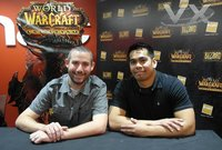 """""""Cataclysm devuelve a los jugadores veteranos las ganas de volver a explorar áreas que no habían vuelto a pisar."""" Entrevista a Cory Stockton y Rob Sevilla, de Blizzard."""