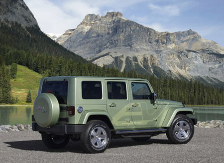 Jeep Wrangler Unlimited EV